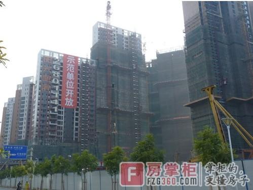 深圳湾阳光海滨城为终极置业的